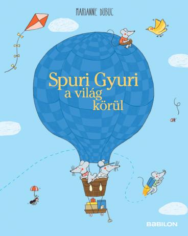 Spuri Gyuri a világ körül