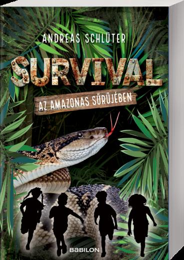Survival 1. Az Amazonas sűrűjében