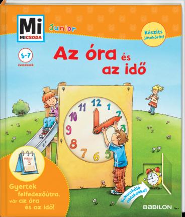 Mi MICSODA Junior Az óra és az idő