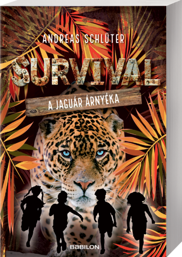 Survival 2. A jaguár árnyéka