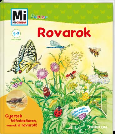 Mi MICSODA Junior - Rovarok