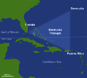 A Bermuda háromszög