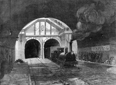 Temze alatti alagút