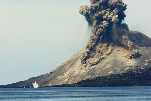A Krakatau kitörése