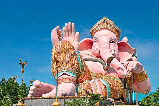 Az elefánt, mint szimbólum