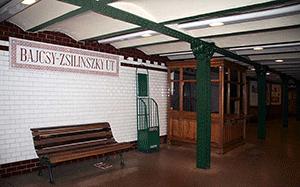 A budapesti kisföldalatti születése