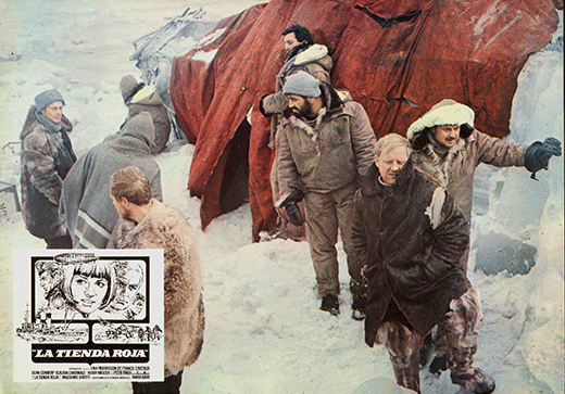 A jégsziget foglyai